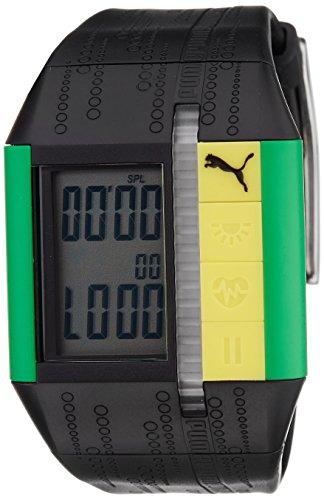 Puma Time Active Unisex Armbanduhr Jam Digital Plastik A PU910501010