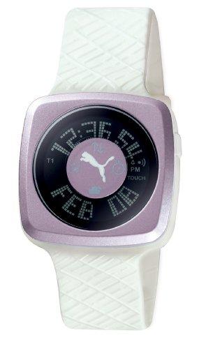Uhr Puma Block Bluster Pu910032003 Damen Schwarz