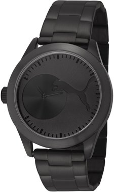 Puma Time Damen Armbanduhr Analog Quarz Edelstahl PU103582004