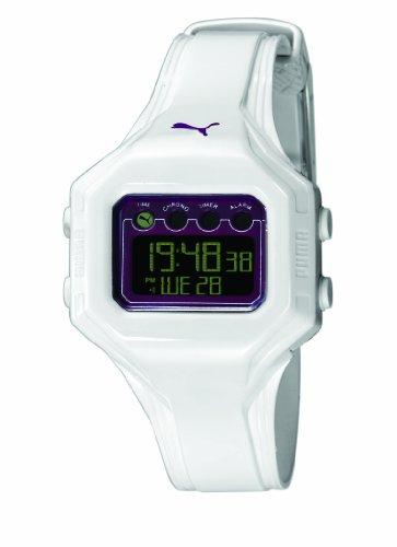 Puma Damen Armbanduhr Digital Quarz Plastik PU910772004