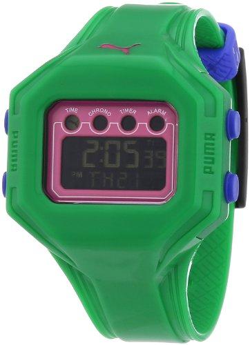 Puma Time Damen Armbanduhr Digital Quarz Plastik PU910772007