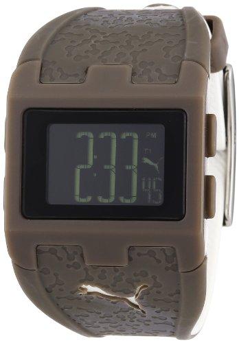 Puma Time Active Damen Armbanduhr Flux Digital Plastik A PU910372006