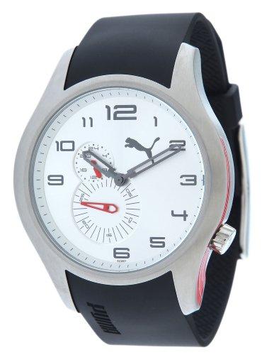 Puma Herren Armbanduhr XL Boost Analog Plastik A PU102351001