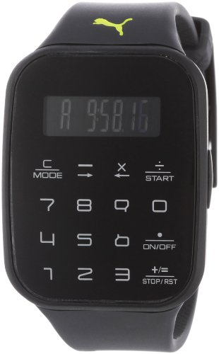 Puma Time Digital Quarz Plastik PU910531001