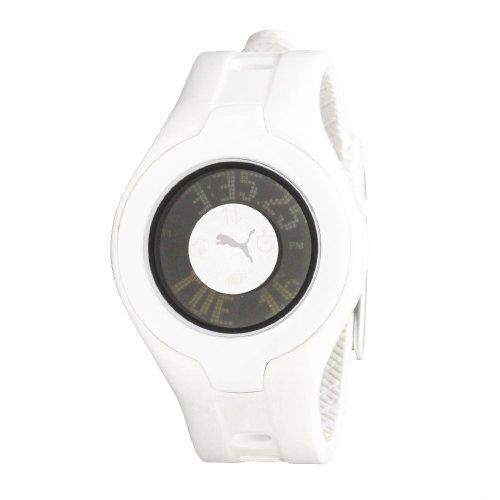Puma Damen Armbanduhr Digital Plastik PU910212001