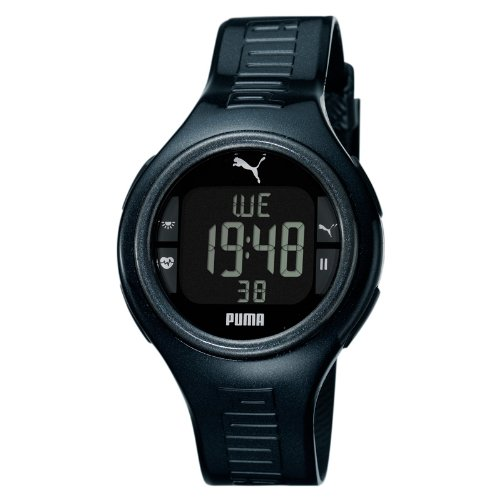Puma Damen Armbanduhr XL Digital Plastik PU910541006
