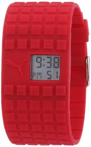 Puma Damen Armbanduhr Cell Digital Plastik A PU910832009