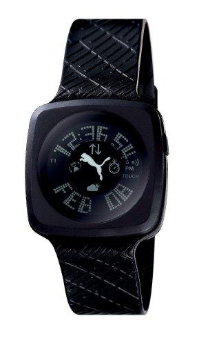 Puma Damen Uhr Digital BLOCKBUSTER 4362110
