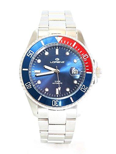 Armbanduhr Lorenz Mod 026959 AA Sub Automatische SS Fall und Armband 43 mm 026959dd