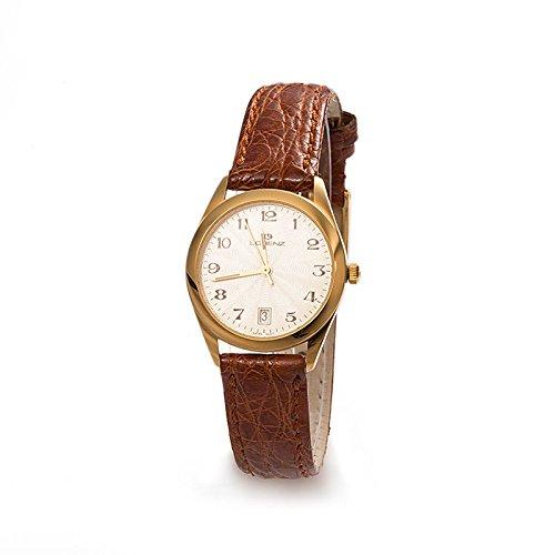 Uhr Damen Klassisch in Gold 021076 dem Lorenz