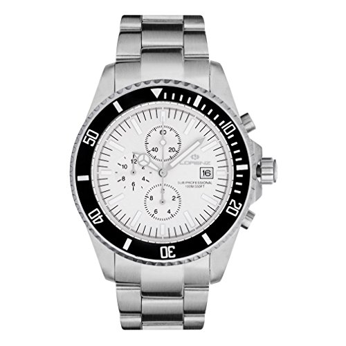 Lorenz Uhr Diver Chrono Herren 27184 AA