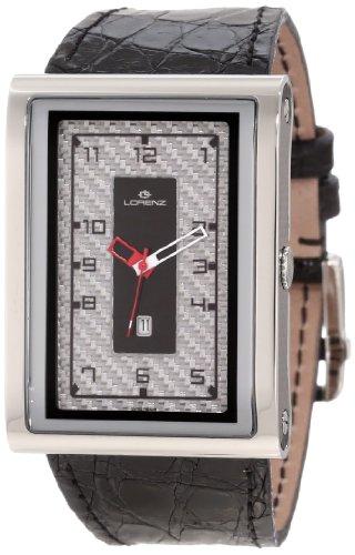 Lorenz Herren 025922BB TB7 Big rechteckige Uhr