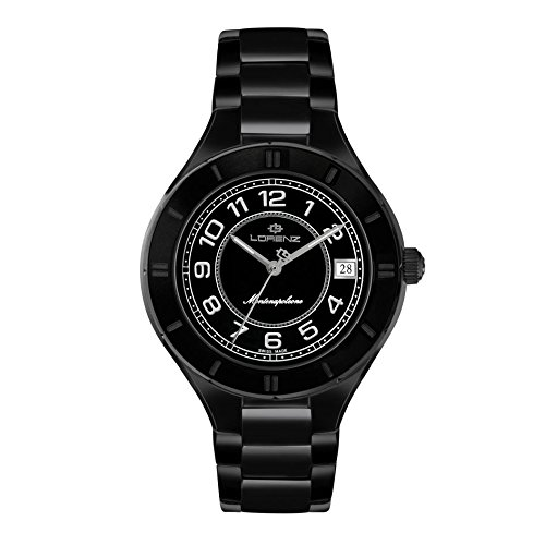 Uhr Lorenz Montenapoleone Ceramic 26863 AA