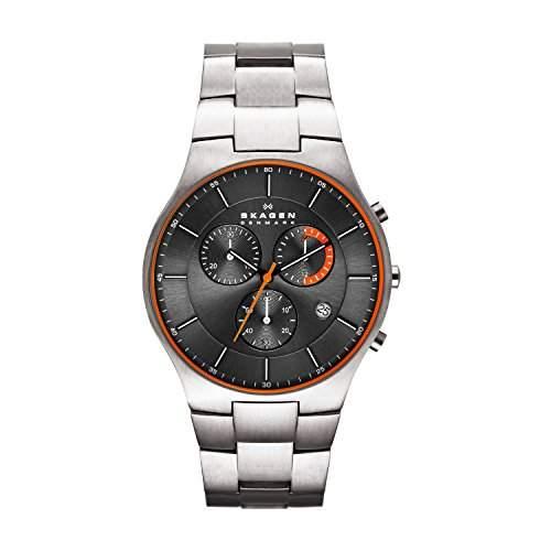 Herren-Armbanduhr Skagen SKW6076
