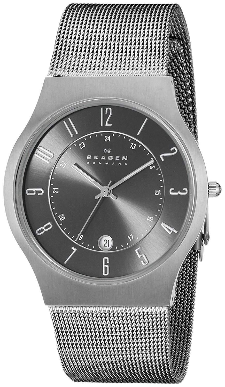 Herren-Armbanduhr Skagen 233XLTTM