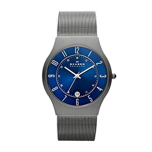 Herren-Armbanduhr Skagen 233XLTTN