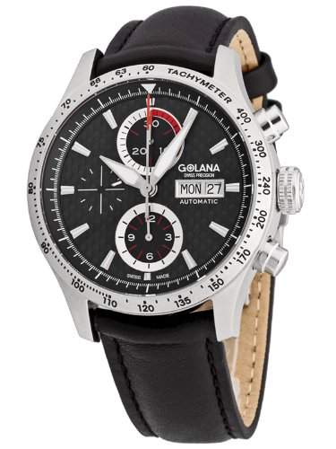 Golana Advanced Pro Automatik Chronograph Day Date AD2001