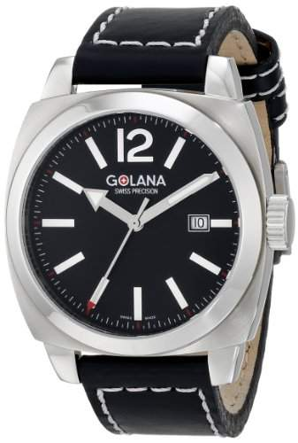 Golana Aero Pro Swiss made Aviators Watch Herrenuhr AE1001
