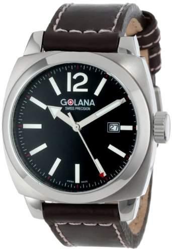 Golana Aero Pro Swiss made Aviators Watch Herrenuhr AE1003