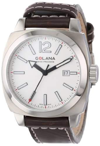 Golana Aero Pro Swiss made Aviators Watch Herrenuhr AE1004