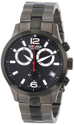 Golana Aero Pro Swiss Made Chronograph Herrenuhr AE 240 2