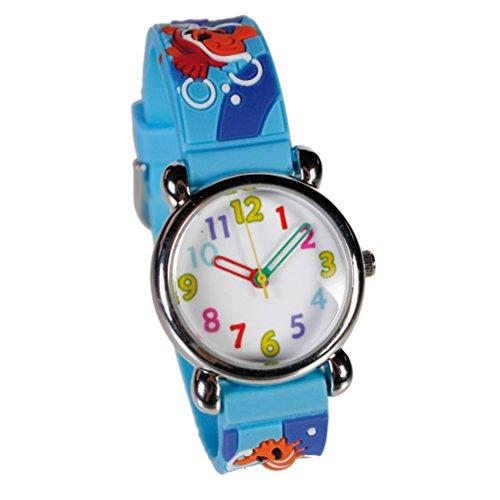 Armbanduhr fuer Kinder