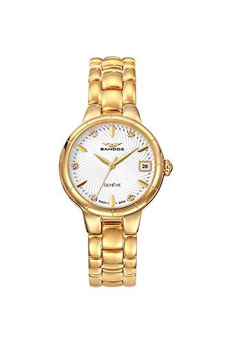 Schweizer Uhr Sandoz Frau 81320 27 Classic Box