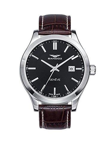 Schweizer Uhr Sandoz Ritter 81377 57 Sport Collection