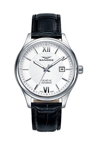 Schweizer Uhr Sandoz Ritter 81373 83 Elegant Collection Auto