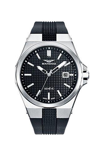 Schweizer Uhr Sandoz Mann 81415 57