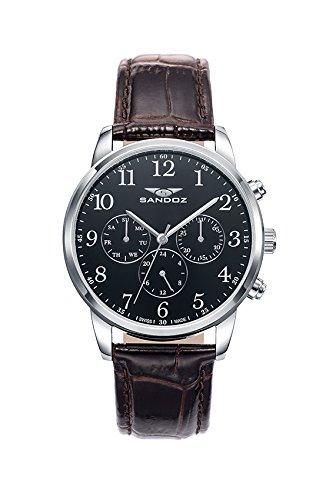Schweizer Uhr Sandoz Mann 81441 55