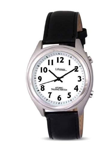 Lifemax  RNIB Herren-Armbanduhr Analog weiss 407