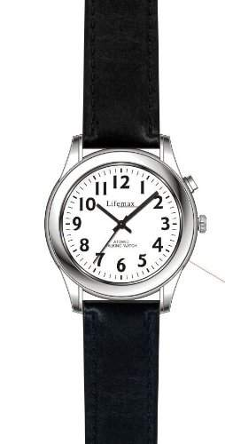 Lifemax  RNIB Damen-Armbanduhr Analog weiss 4072