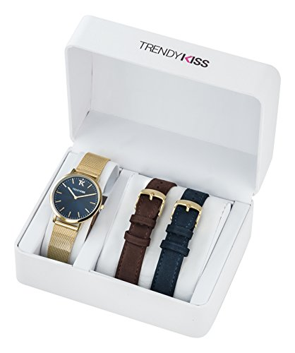 Trendy Kiss Damen Armbanduhr CTK 03