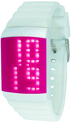 MADISON NEW YORK Unisex Armbanduhr Candy Club Digital Automatik Silikon U4614 05