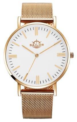 Sailor Armbanduhr Classic Style rosegold