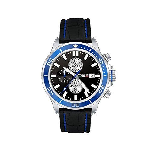 Uhr Torque Aquamaster von Hoover Land 100 lnd01bk
