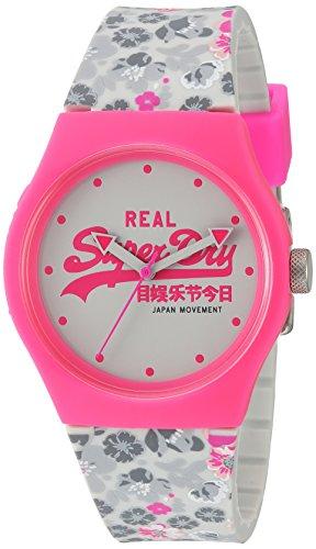 Superdry SYL169EP Damen Armbanduhr