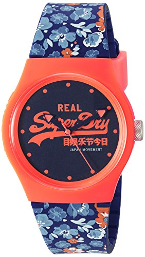 Superdry SYL169UCO Damen Armbanduhr