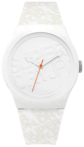 Zeigt Superdry Technical Unisex Modell Urban Blanche syg169 W