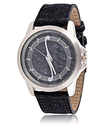 Armbanduhr mit Noten Schoenes Geschenk fuer Musiker