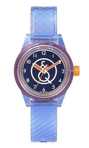 Q Q Mini Smile Solar Unisex Eco Freundlicher Armbanduhr by Citizen 10 ATM Wasser widerstehen rp01j010y