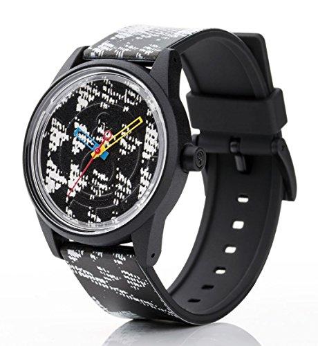 Q Q Smile Solar Unisex Eco Freundlicher Armbanduhr by Citizen 5 ATM Wasser widerstehen rp00j024y