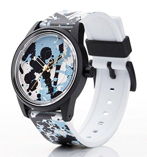 Q Q Smile Solar Unisex Eco Freundlicher Armbanduhr by Citizen 5 ATM Wasser widerstehen rp00j022y