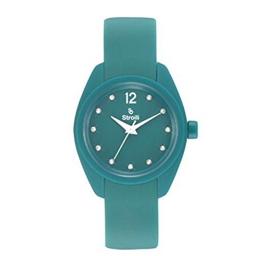 Uhr SO Stroili Lady Crystal Silikon stms09