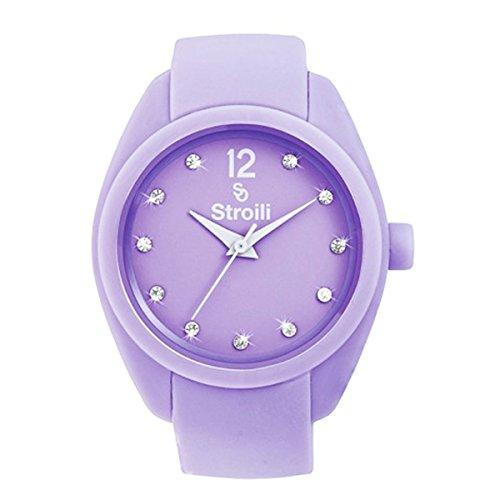 Uhr SO Stroili Lady Crystal Silikon stms10