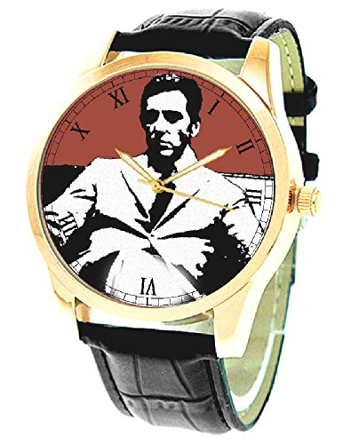 Der Pate Cult Art warholesque Hollywood Collectible Art 40 mm Armbanduhr