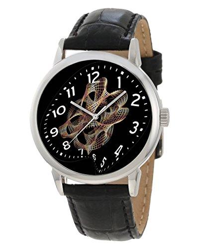 QUANTUM Physics Symbolische Raum Zeit Kontinuum Time Warp Collectible Armbanduhr