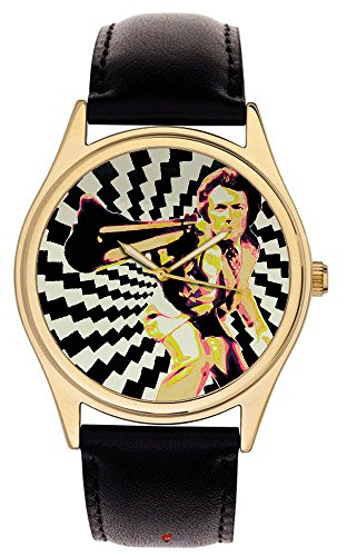 warholesque Art Clint Eastwood Dirty Harry Kult Hollywood Collectible Armbanduhr
