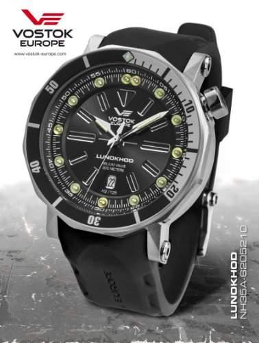 Vostok Europe Lunokhod 2 Automatik-Herrenuhr 6205210